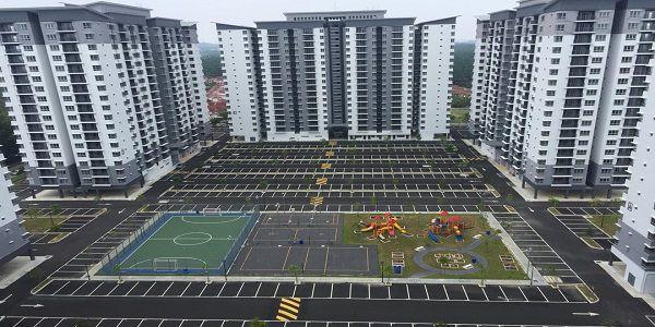 Laguna Biru Apartment