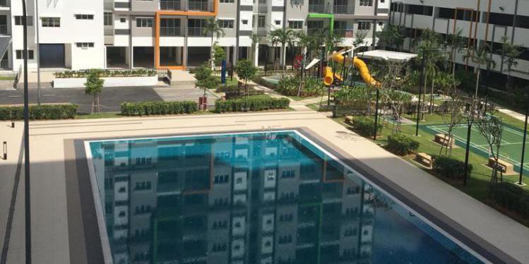D Cerrum Apartment