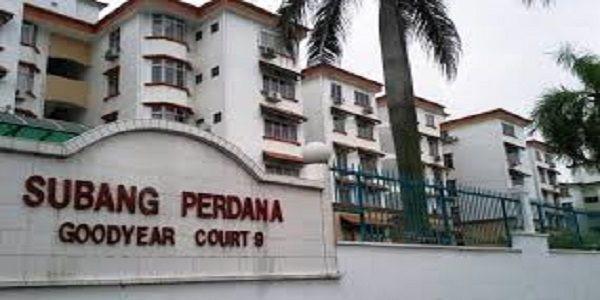 Goodyear Court 9