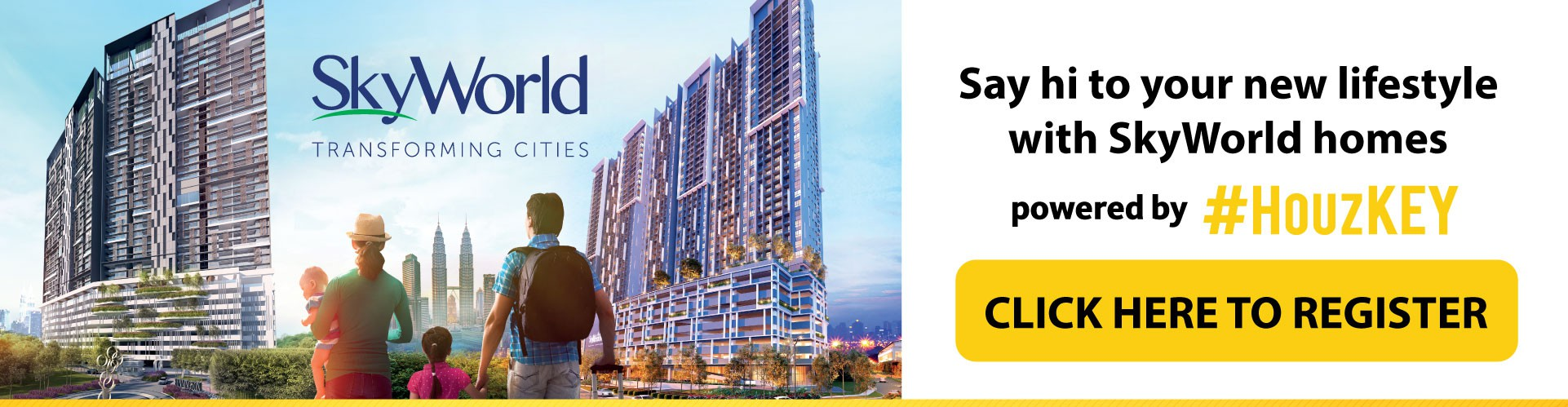 SkyWorld homes - Register Here