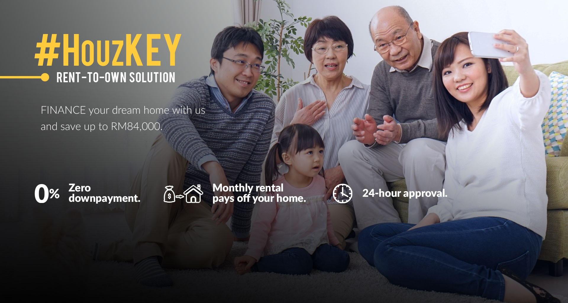 HouzKEY Rent-To-Own Solution
