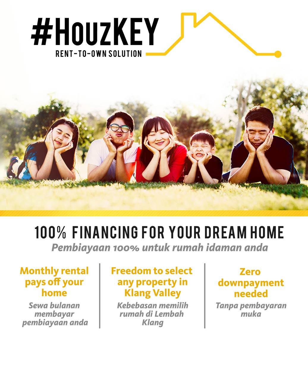 100% financing for your dream home