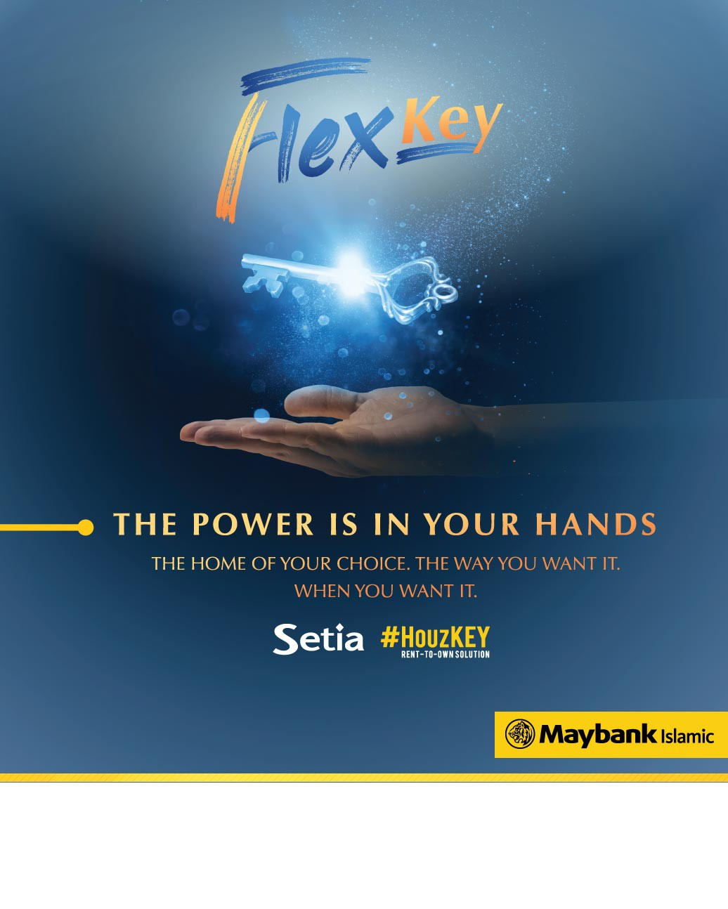 Flexkey - The Home of Your Choice . The Way You Want It . When You Want It