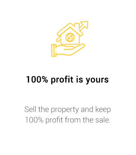 100% profit is yours